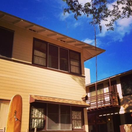 Seaside Hawaiian Hostel: Hostel