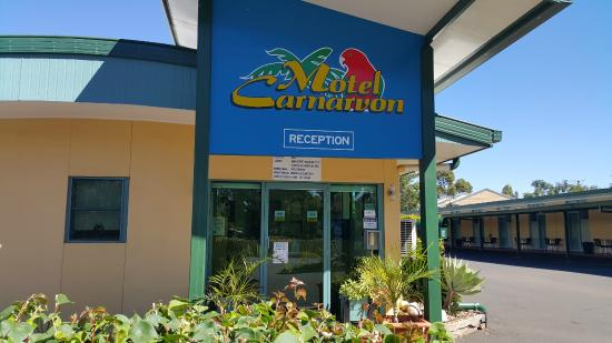 Motel Carnarvon