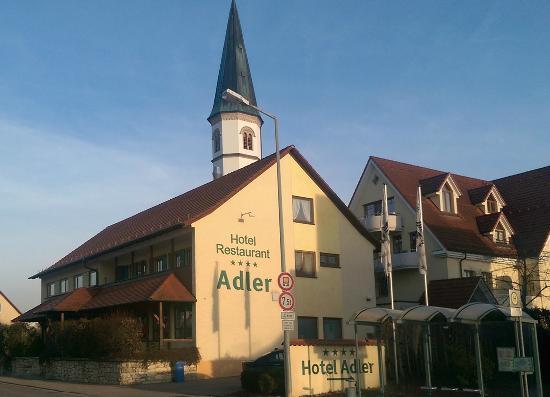 Hotel Restaurant Adler Aalen