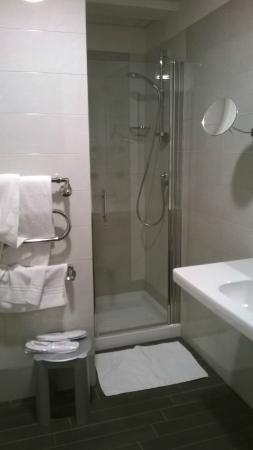 Hotel Federico II: bagno