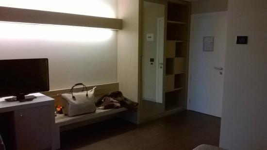 Hotel Federico II: ingresso stanza
