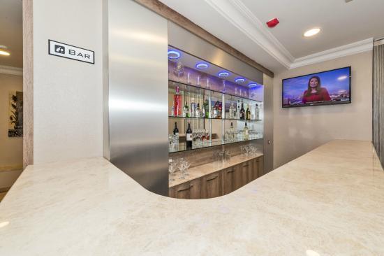 Alphonse hotel istanbul turkiet omd men och for Alphonse hotel istanbul