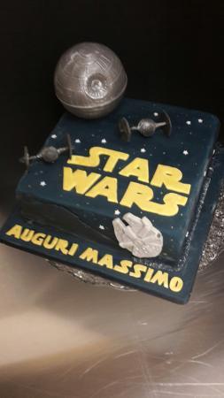 Mr Sweetie: Cake stellare