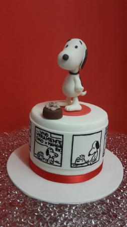 Mr Sweetie: Snoopy!!