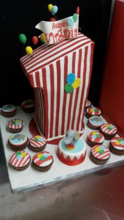 Mr Sweetie: Compleanno al circo!