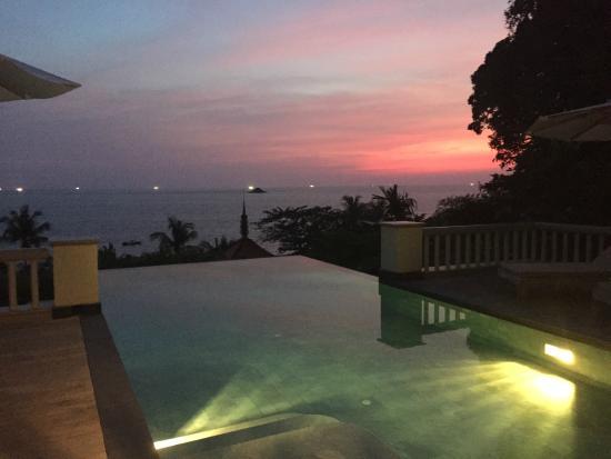 Trisara Phuket: Aussicht 200er (Zimmernummer) Villa