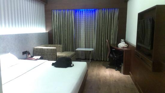 Diana Heights Luxury Hotel: Room View 2