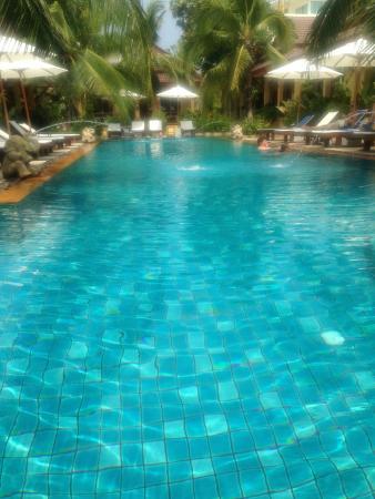 Le Piman Resort: beautiful pool