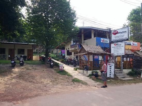 Asia Backpackers: Ingresso dalla strada