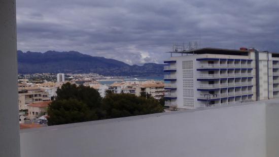 Hotel Rober Palas: desde la terraza
