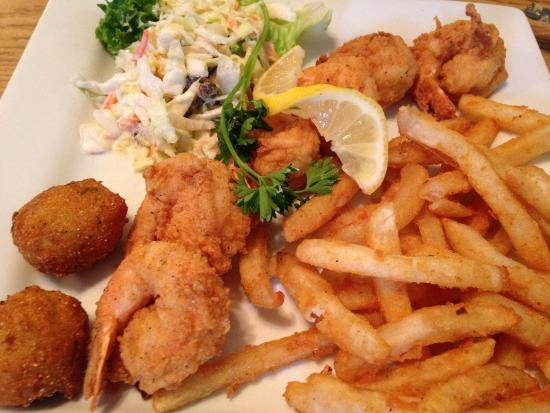 JD's Seafood Restaurant: Fried Shrimp