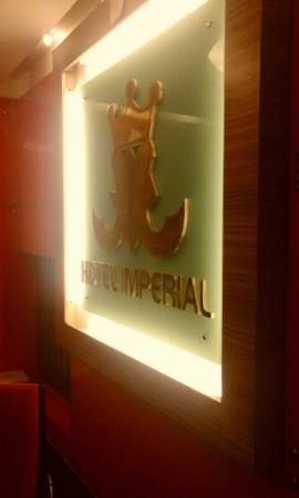 Imperial Hotel: Hotel Imperial