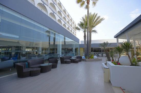 One Resort Monastir: Lobby Bar Terrace