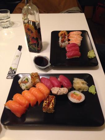 sushi helsinki konnichiwa