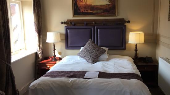 Hotel Ryde Castle: excellent room!
