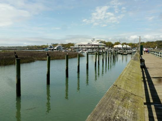 Murrells Inlet Marshwalk Waterfront Dining