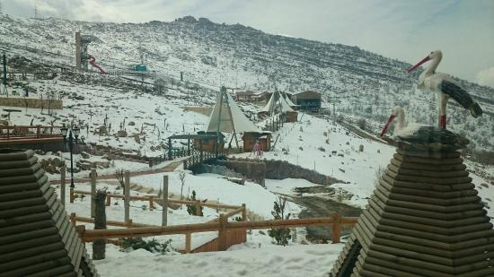 The Korek Mountain Resort & Spa