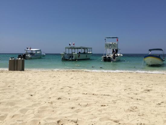 Mayan Day Passes : Beach