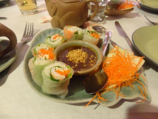 Thai Angel Restaurant: App