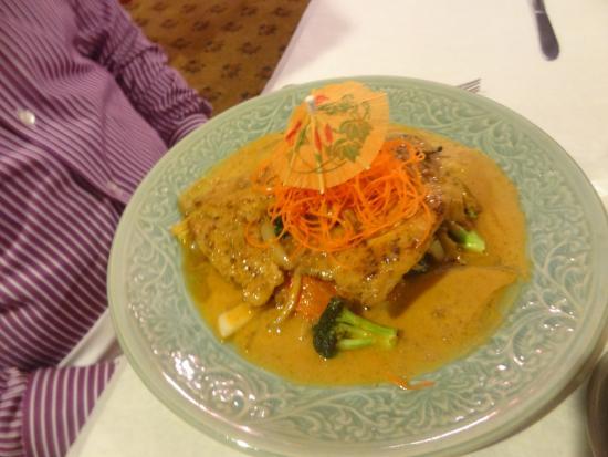 Thai Angel Restaurant: Meal