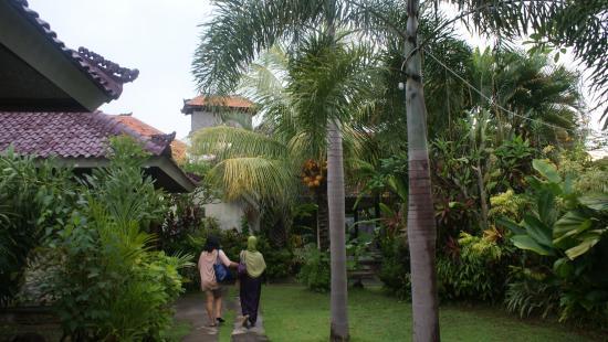 Astina Hotel: outside