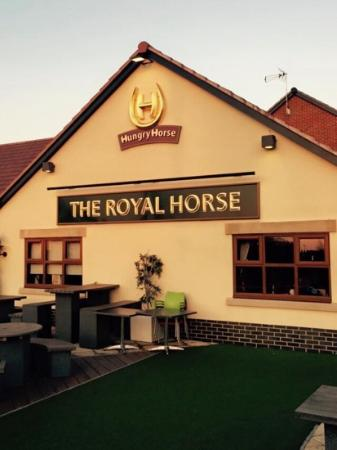 The Royal Horse: quality and affordability in one roof