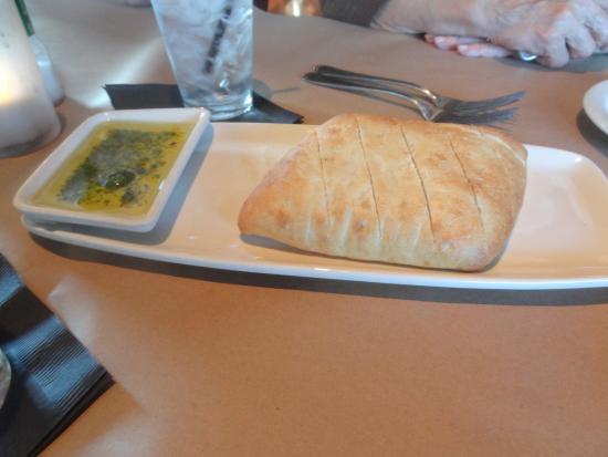 Bonefish Grill : Sandwich