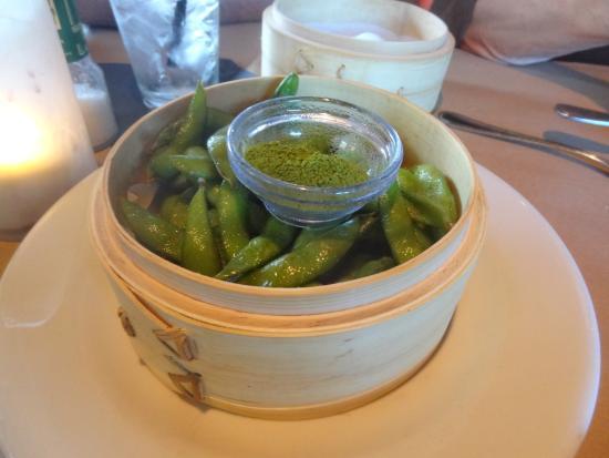 Bonefish Grill : Edamame
