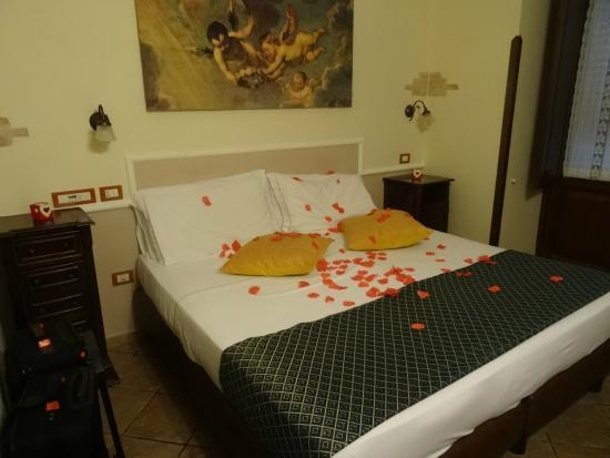 Hotel Il Convento: Our room