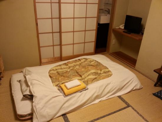 chambre style japonais photo de hotel fukudaya meguro tripadvisor. Black Bedroom Furniture Sets. Home Design Ideas