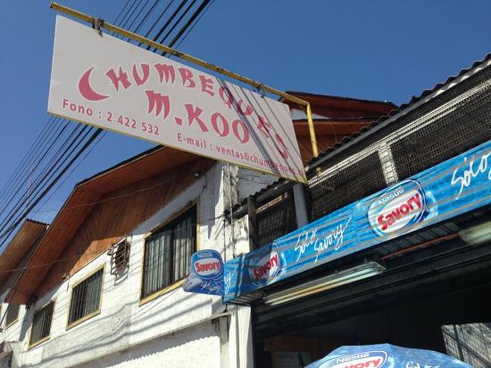 Fabrica de Chumbeques M.Koo