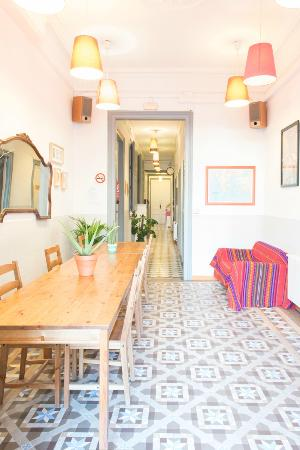 Soul Backpackers Barcelona: Hostel