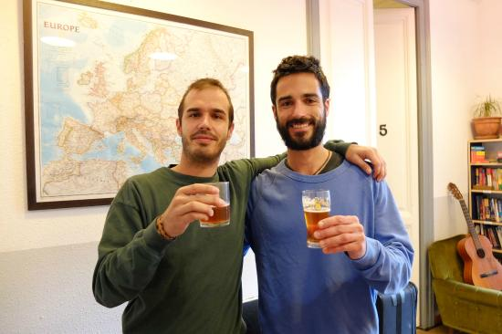 Soul Backpackers Barcelona: Staff