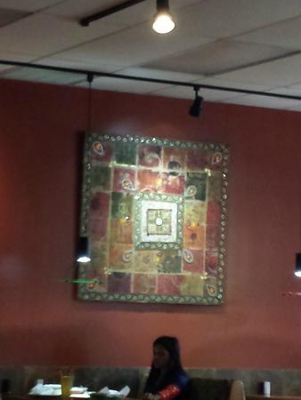 Teji's Indian Restaurant & Grocery: Indian Art