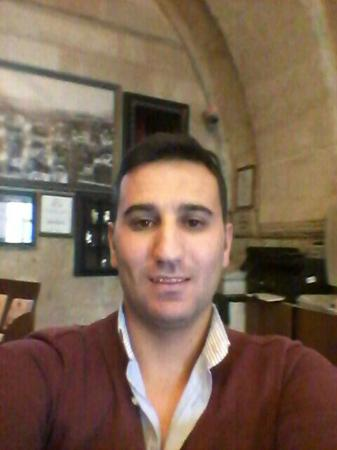 Hotel Cappadocia Palace: This hotel has a great staff ( on picture is Bakir) and also it has nominated by HTR tourism
