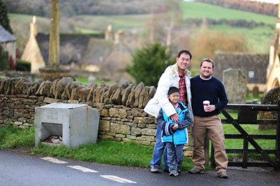 Kooky Cotswold Tours: Lee, Me and my Boy