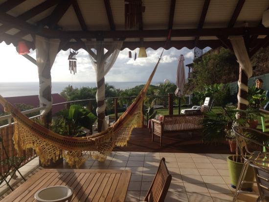 Harmonie Creole: La terrasse