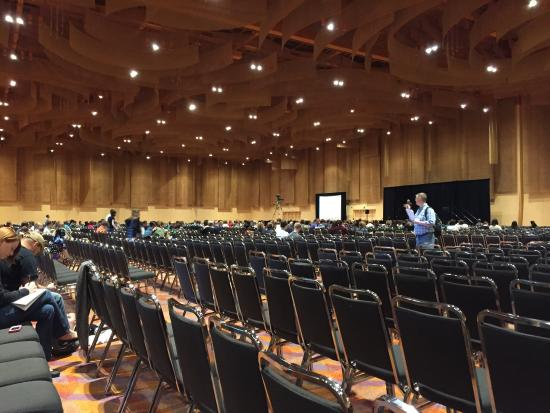 Duke Energy Convention Center: Grand ballroom B