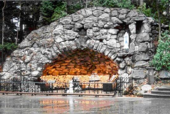 Grotto of Our Lady Lourdes