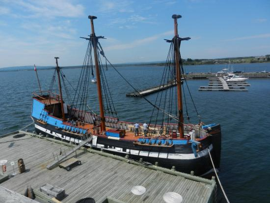 Pictou, Canada: The Ship Hector