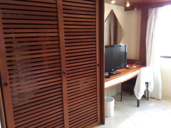 Grand Mercure Recife Boa Viagem: Mesa para trabalho