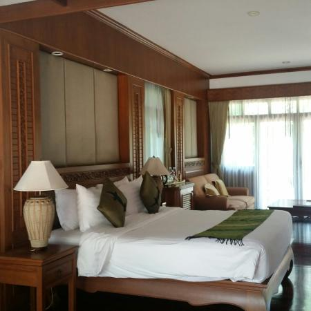 Hotspring Beach Resort & Spa: Pool Villa