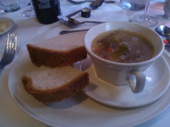 Garden Restaurant: Broth