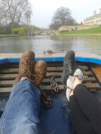Lets Go Punting: Quiet on The Cam