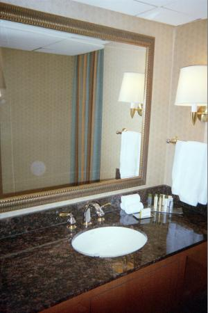 DoubleTree by Hilton Hotel Houston Downtown: Nice bathroom!