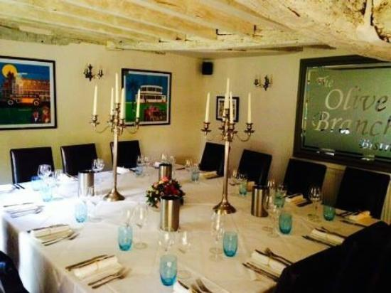 THE OLIVE BRANCH BISTRO: Private Dining 2