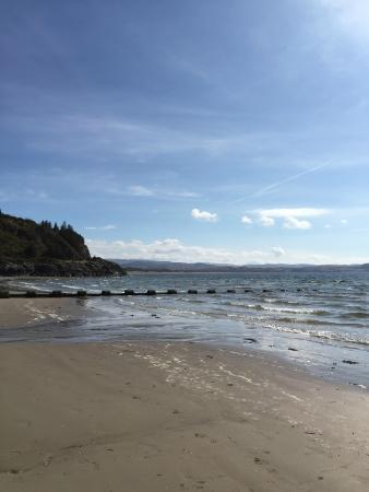 Tralee Bay Holiday Park: Beach