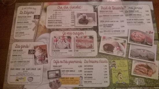 La pataterie villabé villabe restaurant bewertungen
