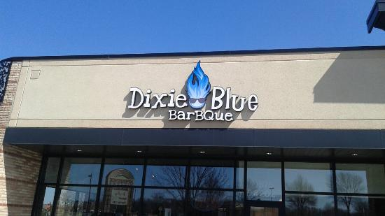 Dixie Blue Bar-B-Que
