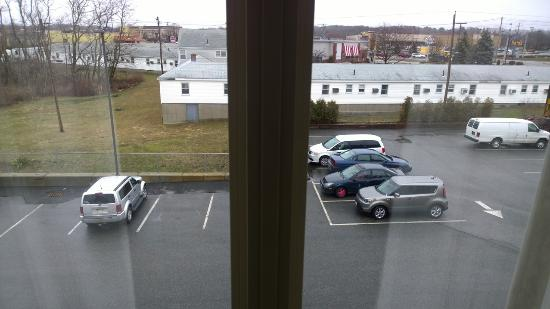 BEST WESTERN Providence-Seekonk Inn : our view